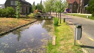 The Netherlands , land under sea level