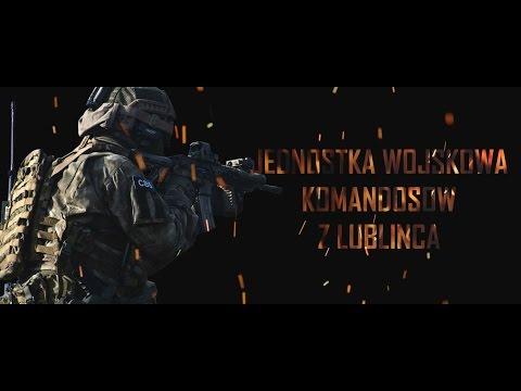 Jednostka Wojskowa Komandosów Z Lublińca   JWK