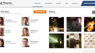 CarPress WordPress Theme For Mechanic Workshops