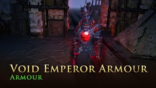 Path of Exile: Void Emperor Armour Set