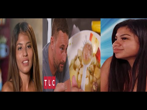SPOILER: Cory Trick Into Eating Pen!s Soup By Evelyn and Her Sisters 90 day Fiance