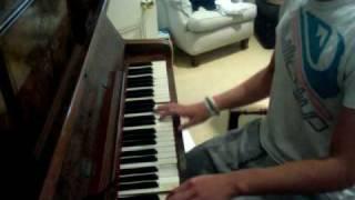Rihanna - Rehab - Piano