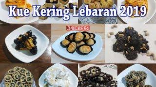 Kue Kering Lebaran 2019 LeNsCake Kdi
