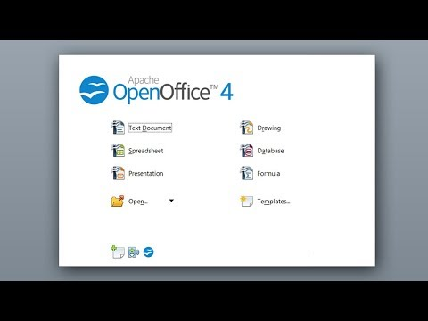 How To Download And Install Apache OpenOffice 2018 For Free Windows