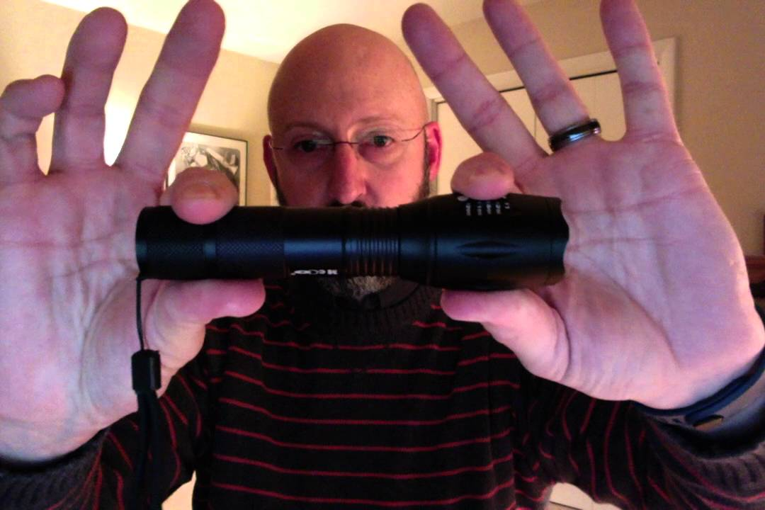 G700 Flashlight Review Doovi