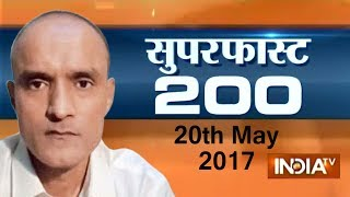 Superfast 200 | 20th May, 2017, 07:30 PM ( Part 1 ) - India TV