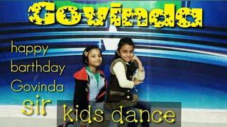 husn hai suhana || Govinda & Karishma Kapoor || R.k.awsome Choreography