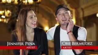 UnityPBS Behind The Scenes (Part 2) - Obie Bermudez & Jennifer Peña