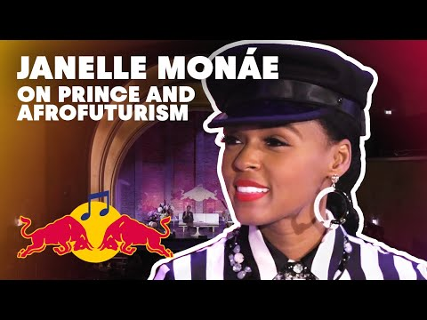 """Janelle Monáe talks """"Pynk"""" Pants, Prince and Afrofuturism   Red Bull Music Academy"""