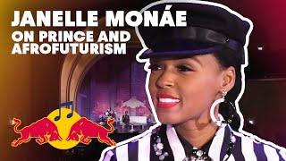 Janelle Monáe talks
