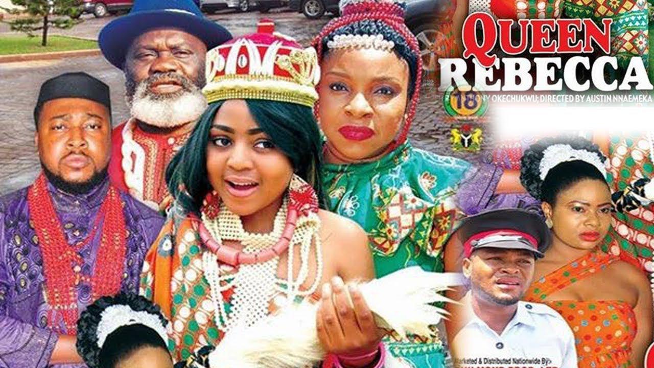 Download Queen Rebecca - Liz Benson|Regina Daniels 2017 Latest Nigerian Nollywood Movie
