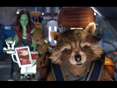 Guardiani della Galassia Vol. 2 - La flotta Sovereign - Clip dal film