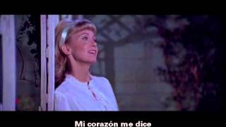 Olivia Newton John - Hopelessly Devoted To You (Subtitulada)