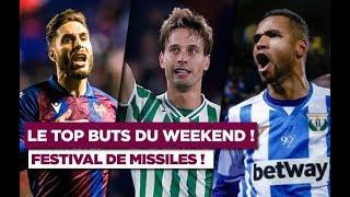 VIDEO: Top Buts : En-Nesyri, Canales, Abergel... Festival de torpilles !