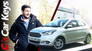 Ford KA+ 2017 Review - Now bigger, but does that mean better? - Car Keys