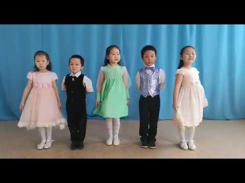 """Ансамбль """"Сулусчаан"""", вокал песня """"Эбээм"""", возраст 6 лет, МБДОУ детский сад Колосок с. Качикатцы"""