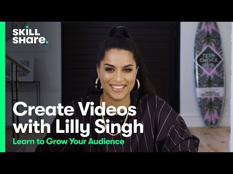 How Lilly Singh Makes Hit YouTube Videos — And You Can Too