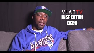 """Inspectah Deck: Drake's """"Wu-Tang Forever"""" Didn't Represent Us"""