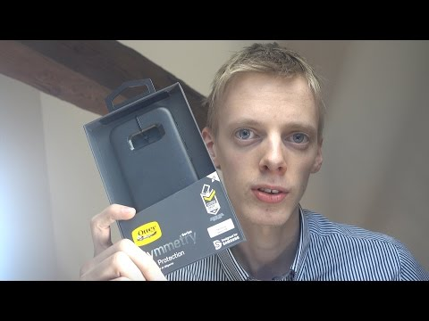 Samsung Galaxy S8 Otterbox Symmetry Case Review!