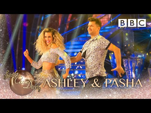 Ashley Roberts & Pasha Kovalev Cha Cha to 'Boogie Wonderland' - BBC Strictly 2018