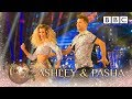 Ashley Roberts & Pasha Kovalev Cha Cha to 'Boogie Wonderland' - BBC Strictly 2018