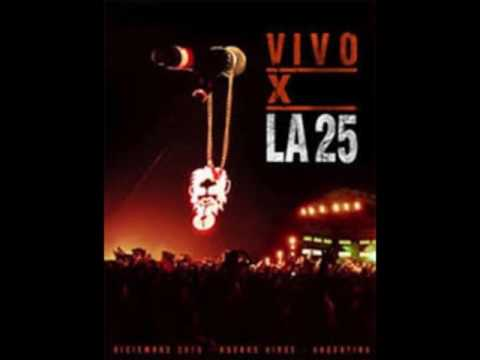 La 25 - Let it bleed (AUDIO)