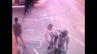 Rapidito y con pistola: Motochoros atracan a un joven en Cabudare
