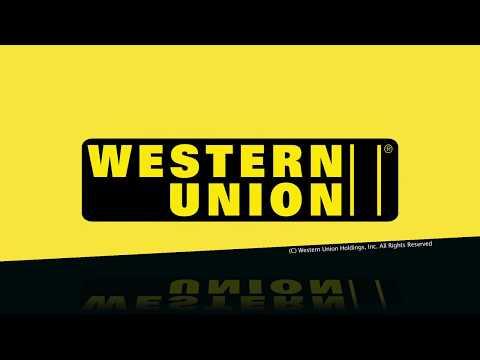 Western Union Online Senden