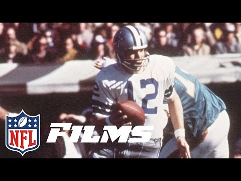 #2 Roger Staubach | Top 10 Dallas Cowboys of All Time | NFL Films