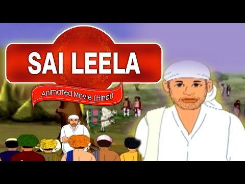 Sai Baba Movie | Animated Kids Cartoon Movies in Hindi