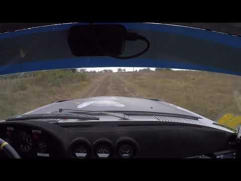 Onboard ES16 Balkan Classic Rally 2017