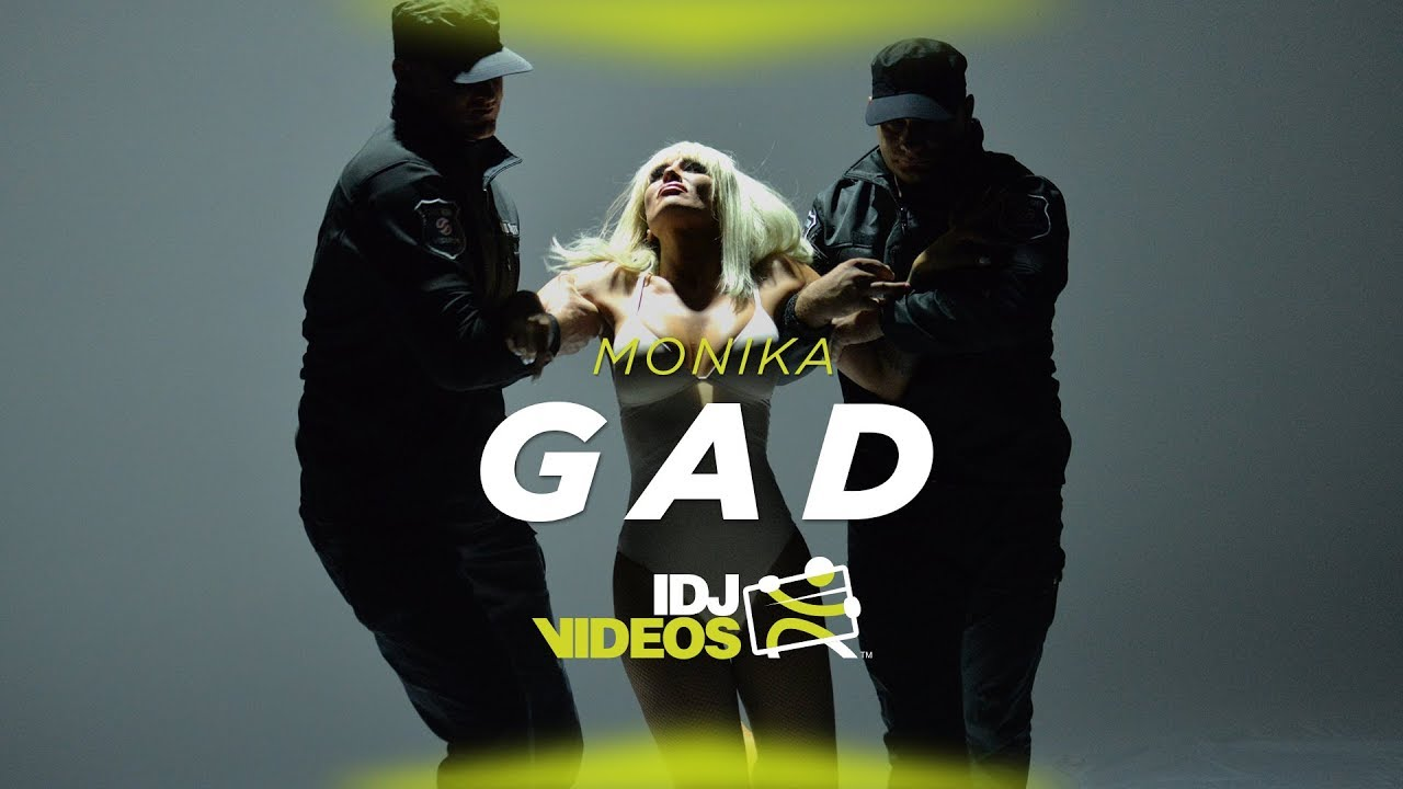 MONIKA - GAD (OFFICIAL VIDEO)