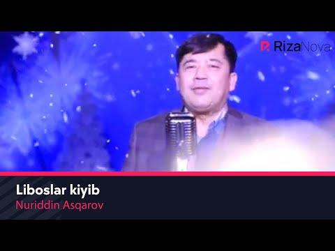 Nuriddin Asqarov - Liboslar Kiyib