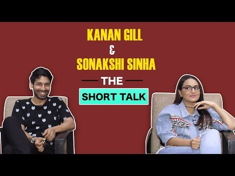 The Short Talk: Kanan Gill Reveals How Sonakshi Sinha Bullied Him On the Sets of 'Noor'