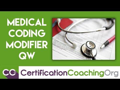 Medical Coding Tips — Modifier QW CLIA Waived Modifier