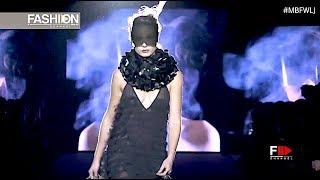 TANJA ZORN MBFW Ljubljana Spring Summer 2017   Fashion Channel
