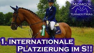 International 1,40m S-Springen PLATZIERT!! | Riesenbeck International | Momo's Turnier FMA #13 2018