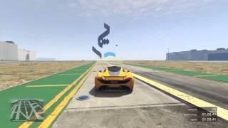 GTA V-SPIRAL WALLRIDE SPIRAL #4