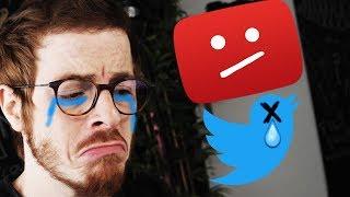 LE DRAMA EST PARTOUT ( Youtube Twitter )