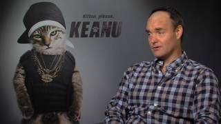Will Forte on Keanu, Prince and Cornrolls