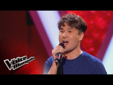"Iderjavkhlan.B - ""Buruu ergelt"" - Blind Audition - The Voice of Mongolia 2018"