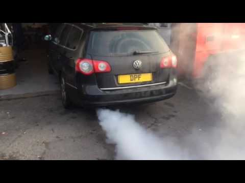 VW Passat P2002 rectified with DPF clean at www.doncasterdpfcleaning.co.uk