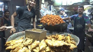 Anmol Chicken Corner | Loaded Full of Chicken Fry | Delhi Street Food