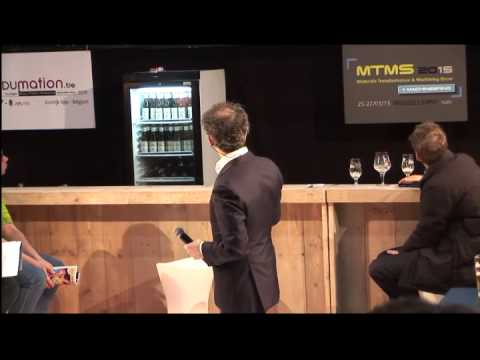 MNE 2014 - Ideas Battle Arena: Daan A.J. Kersten, Additive Industries B.V.