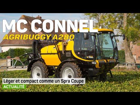 Pulvérisateur MC CONNEL Agribuggy A280