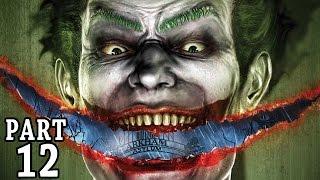 Batman Return to Arkham Gameplay Deutsch #12 - Joker wir kommen ! - Let
