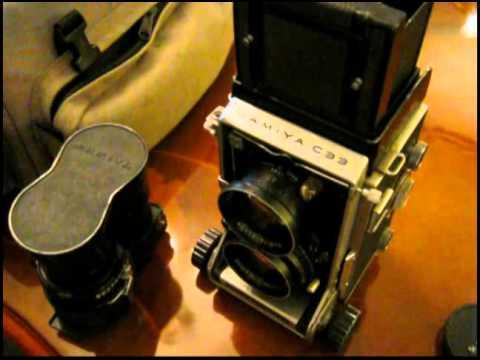Mamiya c33 TLR Film Camera Review