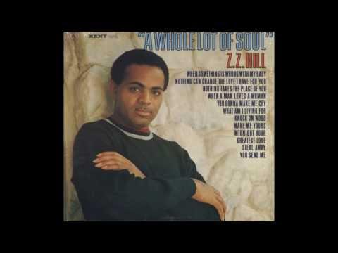 Z.Z. Hill - I Found Love