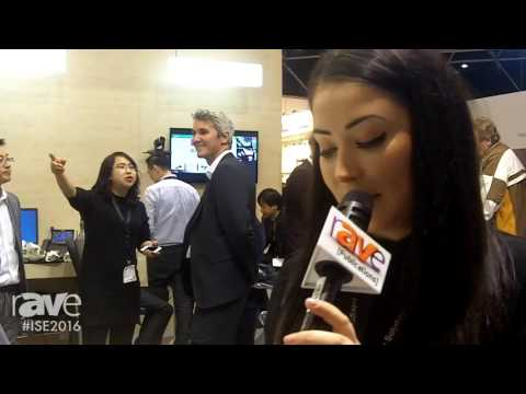 ISE 2016: Yealink Showcases SIP VP-T49G HD Touch Screen Video Phone