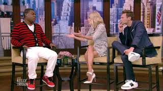 Tracy Morgan Talks About His 10-Day Coma